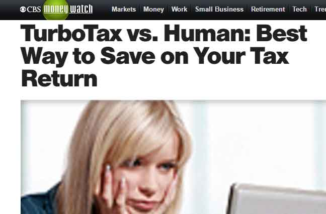 TurboTax vs Accountant