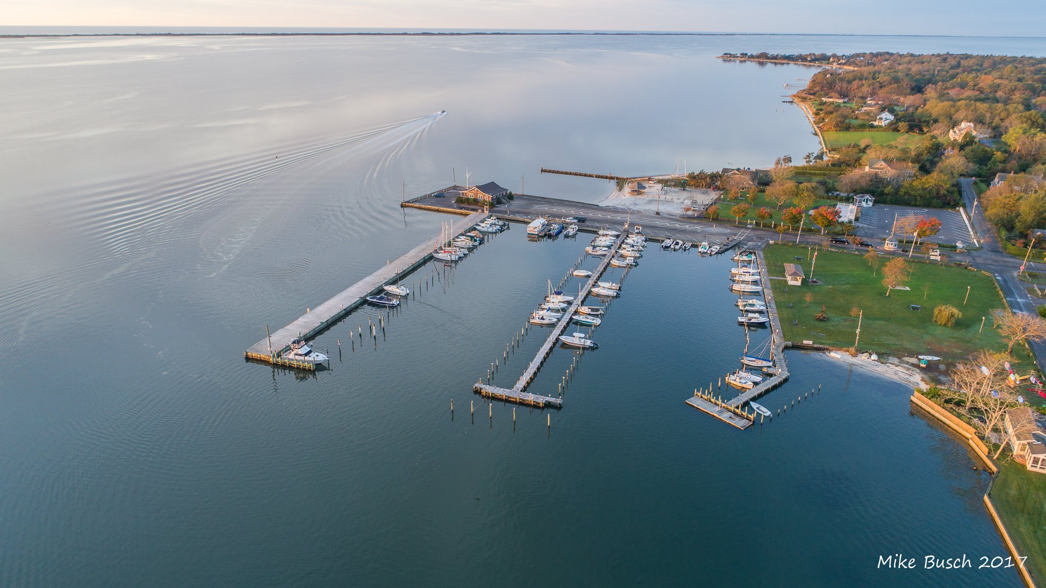 Notice to Bidders - Municipal Waterfront Improvements of Rock Dock, Browns Lane, Osborn Park Bulkhead and Ferry Dock