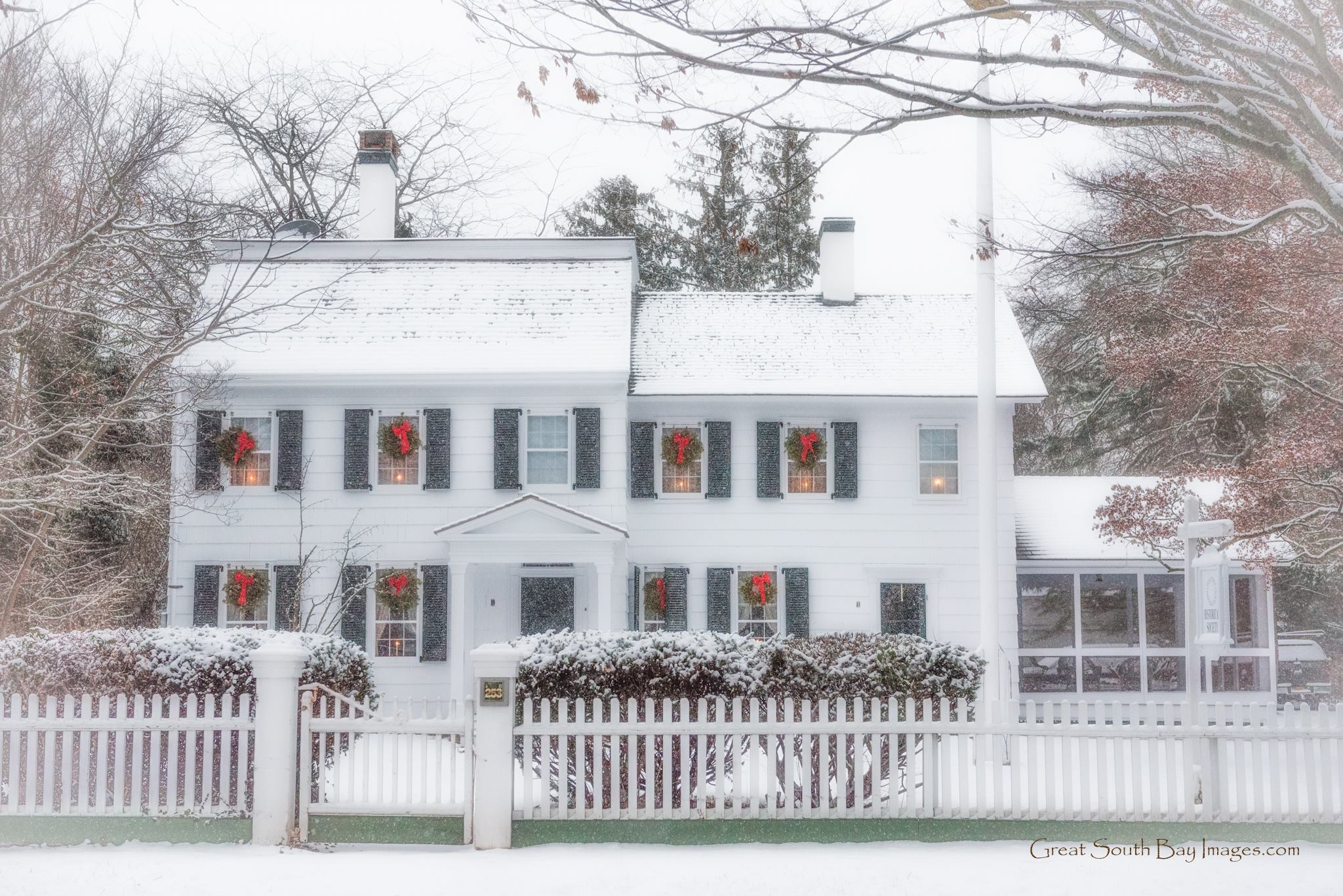 Village of Bellport - Historic District Preservation Work Session - Wednesday, January 6, 2021 at 7:00 pm