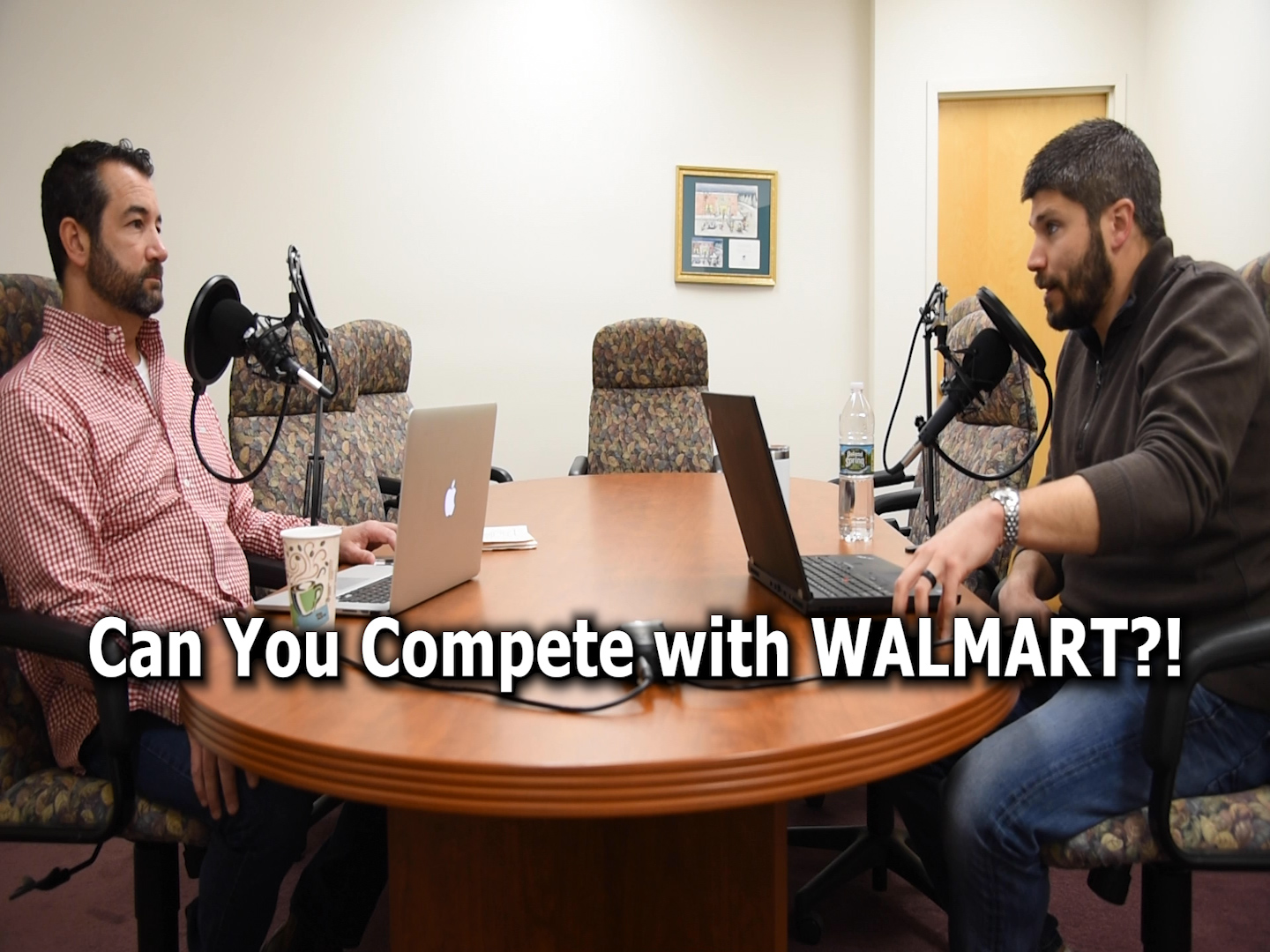 You Can't Out-Walmart Walmart - The Messengers