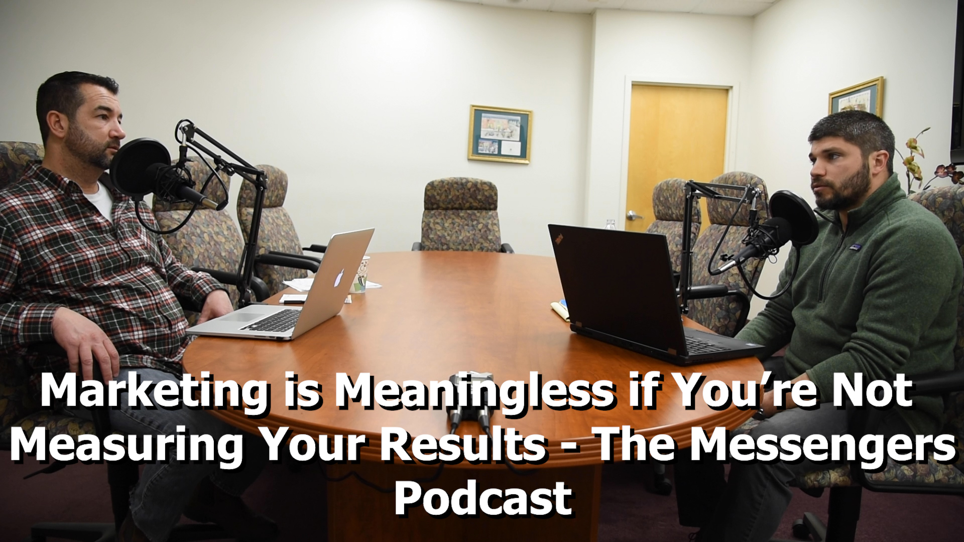 Marketing is Meaningless if You're Not Measuring Your Results - The Messengers
