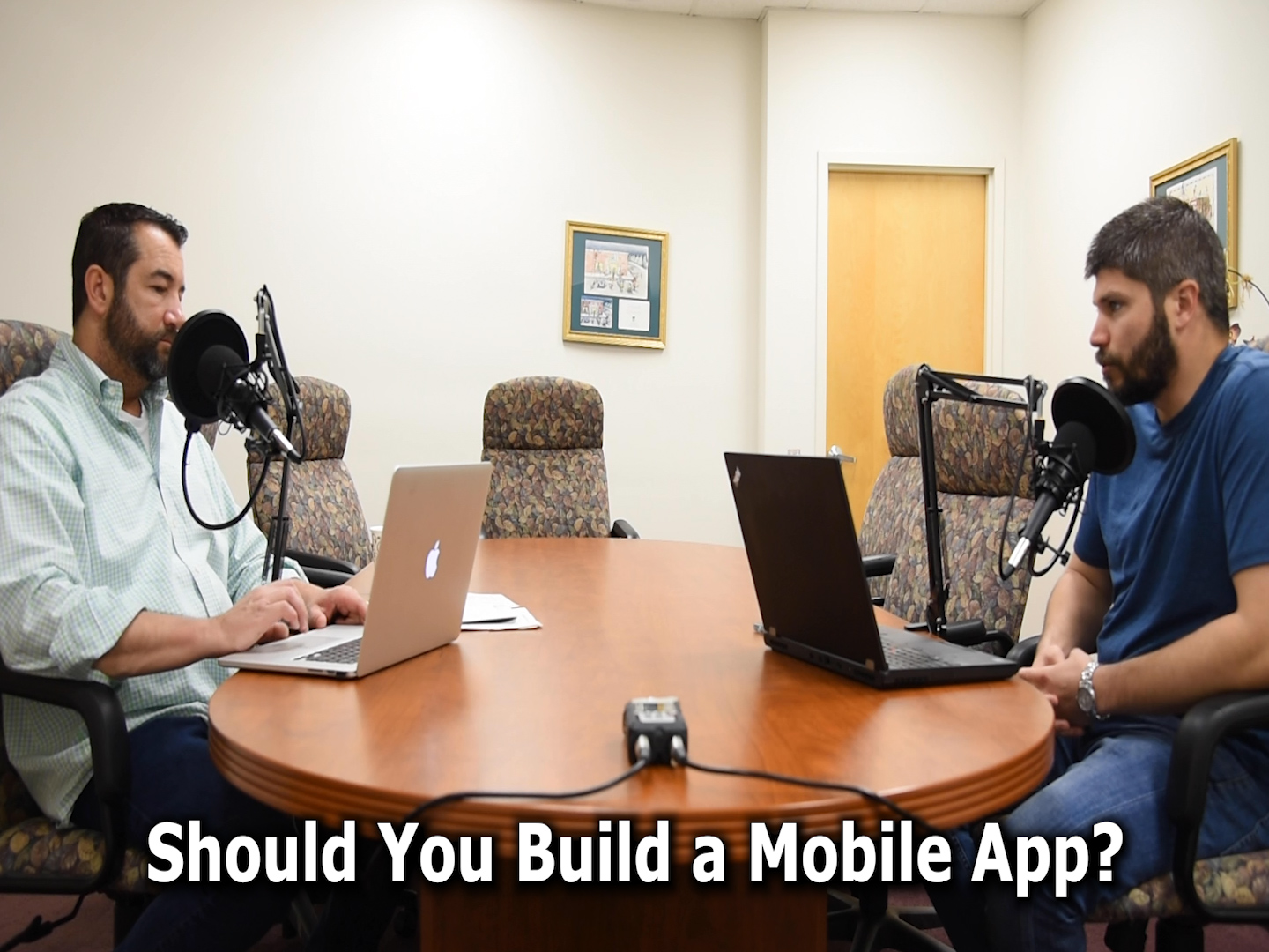 Does Your Business Need a Mobile App? - The Messengers Podcast