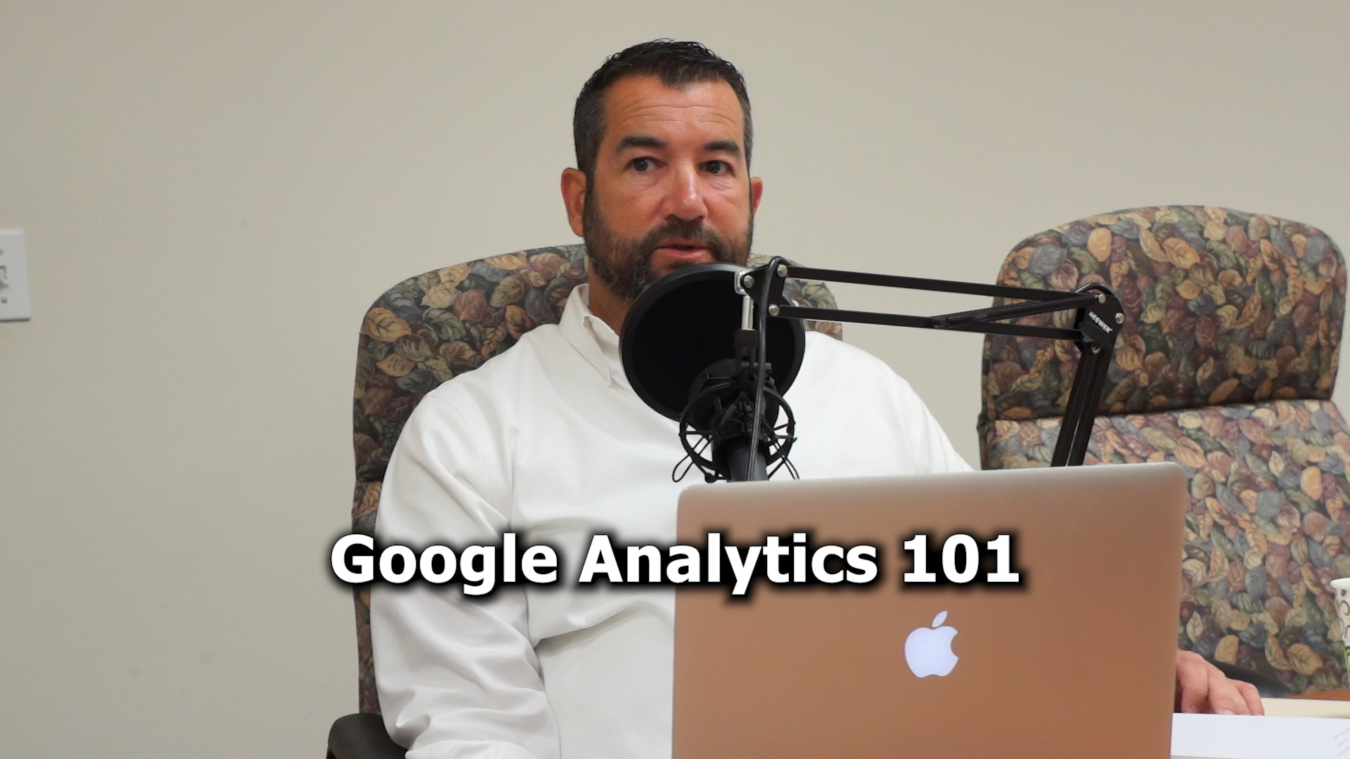 How to Use Google Analytics - The Messengers Podcast
