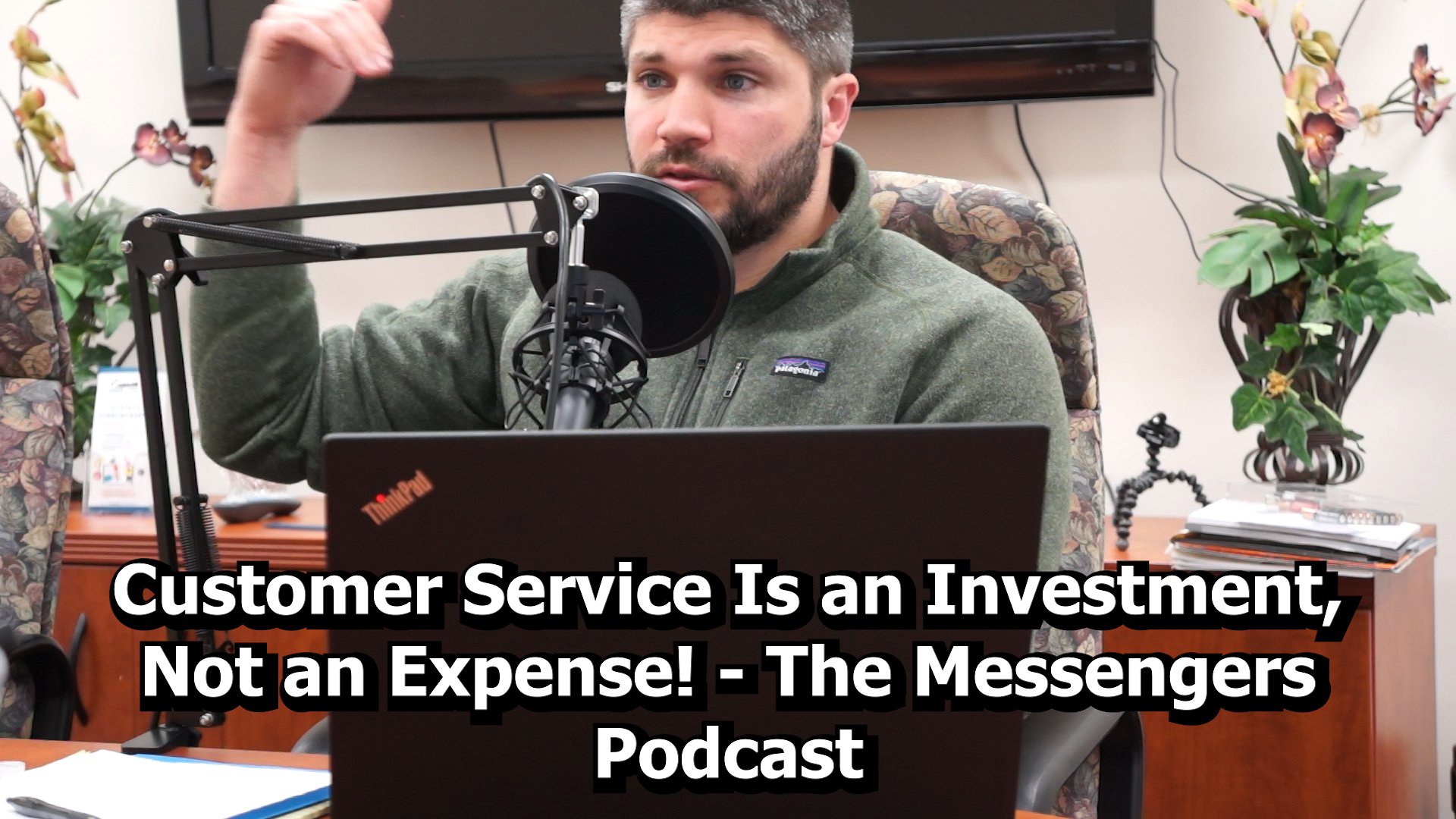 Customer Service is an Investment, Not an Expense! - The Messengers