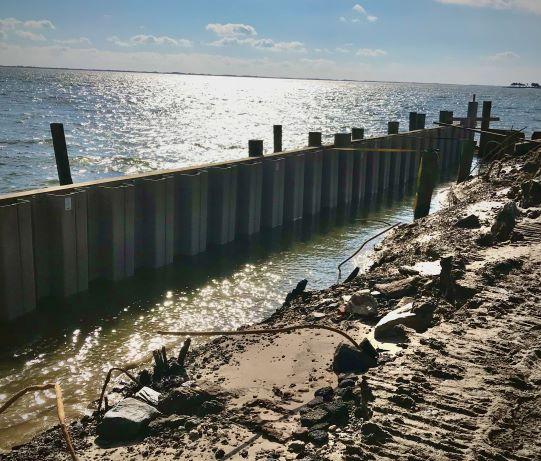 Bellport Dock Bulkhead Replacement Project - Update